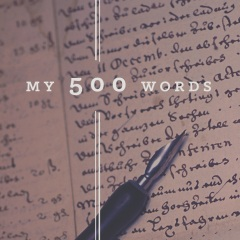 http://goinswriter.com/my500words/
