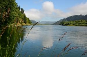 Klamath River ~ Linda Tanner