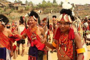 Naga people of Northeast India ~ by rajkumar1220