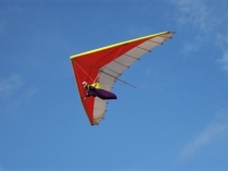 Hang Glider ~ Image courtesy of Dominic Harness / FreeDigitalPhotos.net