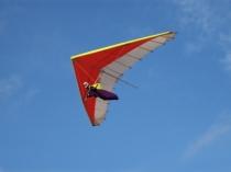 Hang Glider ~ Image courtesy of Dominic Harness / FreeDigitalPhotos.net