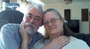 Awww - Roland and Juanita.