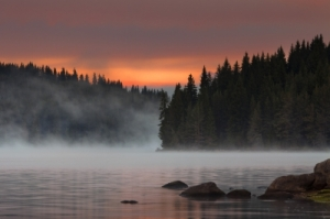 Smoke On The Water ~ Image courtesy of Evgeni Dinev / FreeDigitalPhotos.net