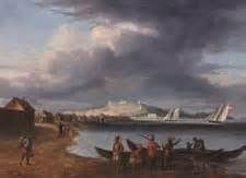 Mackinac Island, William Dashwood – A Painting Commissioned by Robert McDouall