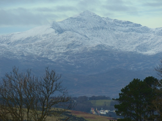 Snowdon by Juanita Clarke on Duskweald