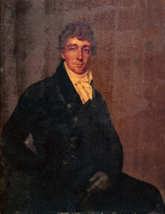 """Francis Scott Key by Joseph Wood c1825"" by attributed to Joseph Wood (1778-1830) - . Licensed under Public Domain via Wikimedia Commons -"