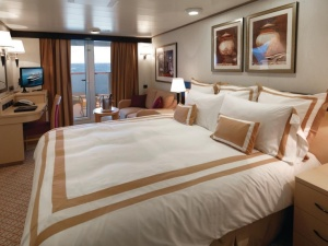 Cunard, Queen Mary 2 - Stateroom