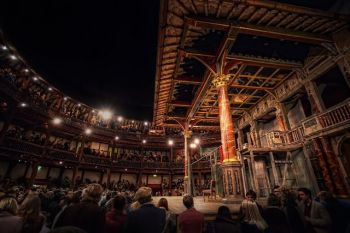 Midnight Hamlet at The Globe by TheFella on Flickr