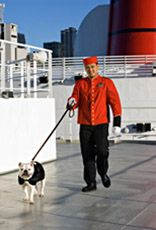 Queen Mary 2's Kennel program