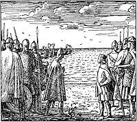 Magnus_den_godes_saga_-_Magnus_og_Horda-Knut_-_H._Egedius