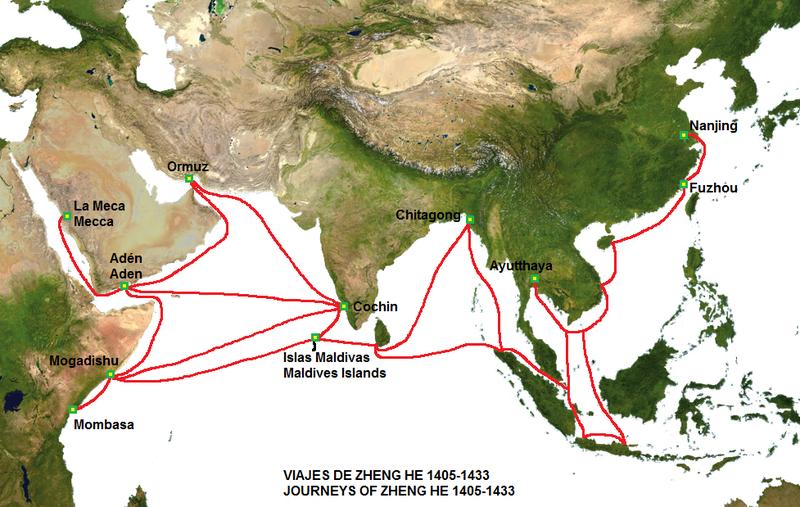 Map-Zheng_He