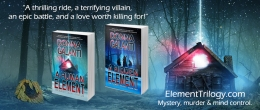 Donna Galanti and The Spooky Element Trilogy Blog Tour