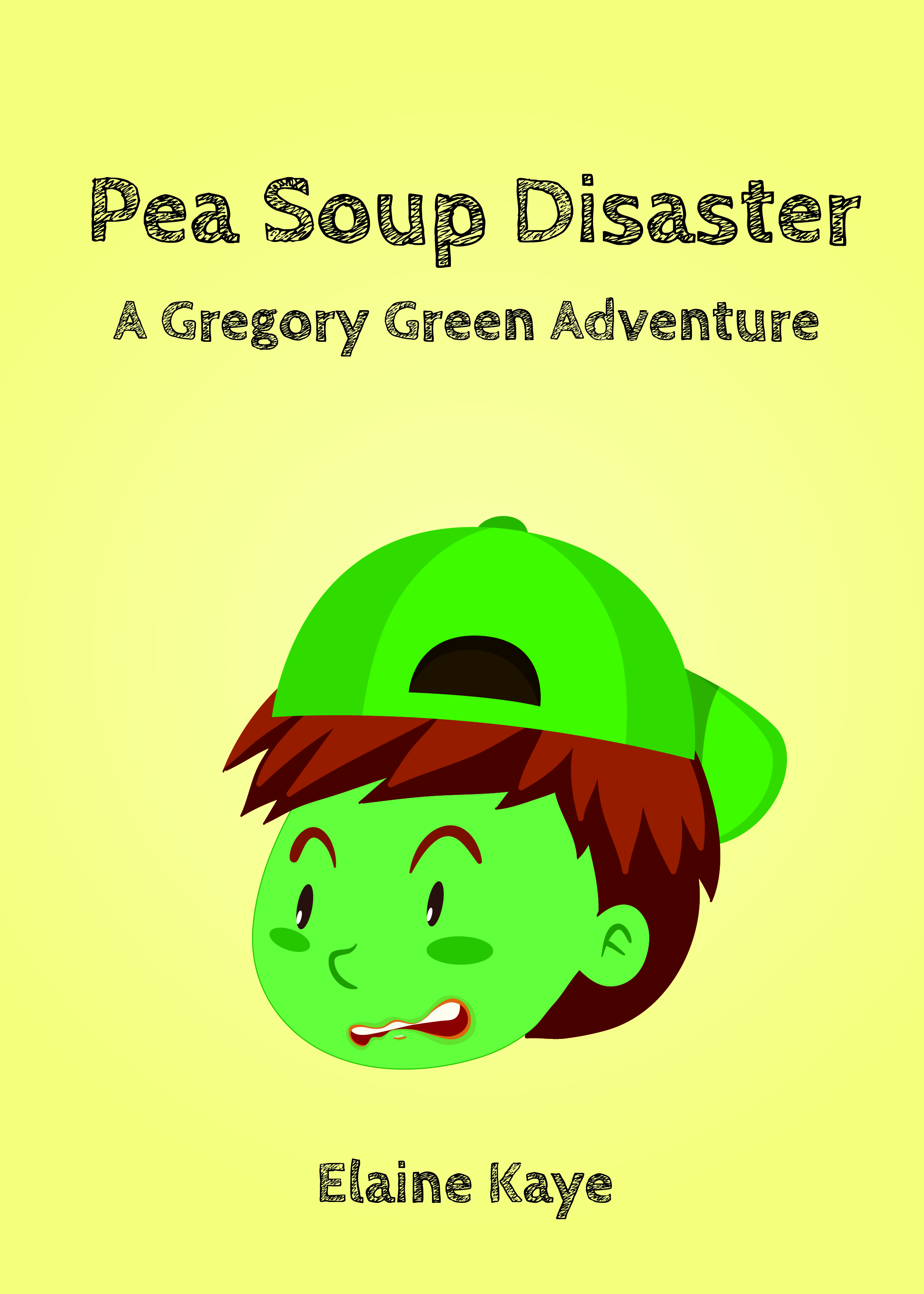 Pea Soup Disaster Cover
