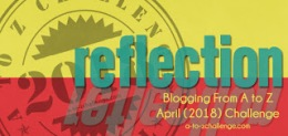 #AtoZChallenge: Reflection