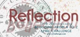 #AtoZChallenge Reflections 2019