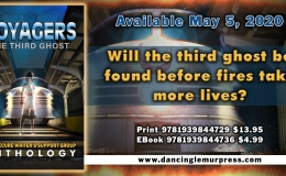 Celebrate Voyagers ReleaseDay