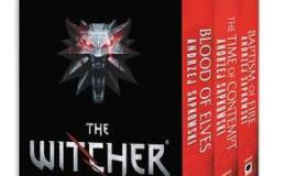 Witcher Boxed Set – a review